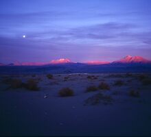 Atacama sunset by Syd Winer