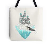 St. Peter's Iceburg Tote Bag