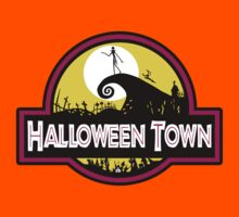 Halloween Town Kids Clothes