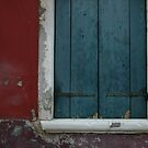 Burano Window by catdot