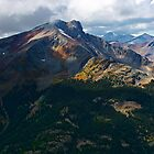 View from Kendall Mountain by Jerry Hazard