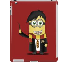 Minion Harry Potter iPad Case/Skin