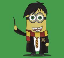 Minion Harry Potter Kids Clothes