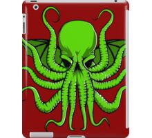 Mad God Cthulhu iPad Case/Skin