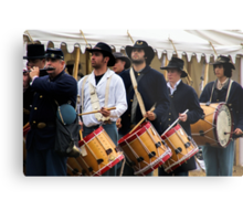 Fife & Drum Metal Print