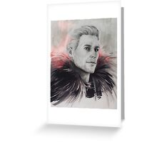Cullen Rutherford Greeting Card