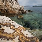 Karstic Pavement by Christopher Cullen
