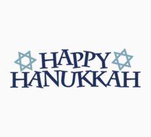 Happy Hanukkah by Designzz