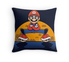 Plumber Split Throw Pillow