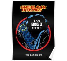 Detective Sherlocked Poster