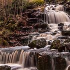 Hunneberg falls by Mark Williams