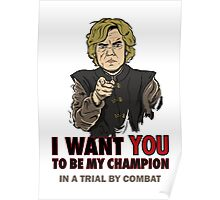 Uncle Tyrion Poster