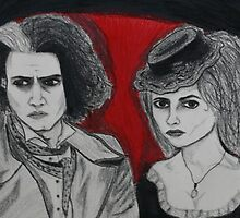 sweeney todd by Kaila Quint