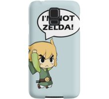 I'm Not Zelda Samsung Galaxy Case/Skin