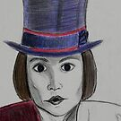 willy wonka by Kaila Quint