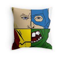 Avengers Assemble  Throw Pillow