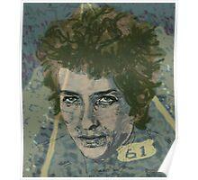 Bob Dylan's Highway 61 Poster