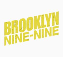 Brooklyn Nine-Nine Kids Clothes