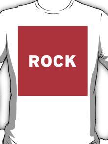 Rock | Lust Brick T-Shirt