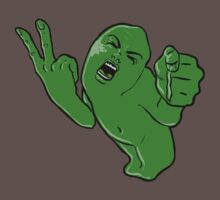 Angry Jelly Baby by Christina Lorenz