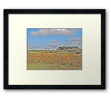 Nature for Artistic Needs Framed Print