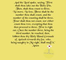 The Holy Hand Grenade of Antioch by Jayson Gaskell