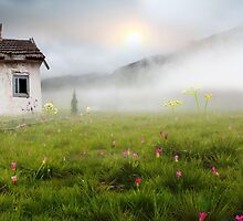 The little white house  by chrissiexxx68