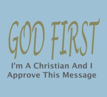 God First by Ruth Palmer