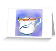RxB Chipped Cup Greeting Card