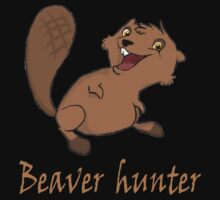 Beaver Hunter by Sharon Stevens