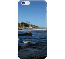 The Cliffs of Pismo Beach iPhone Case/Skin