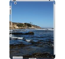 The Cliffs of Pismo Beach iPad Case/Skin