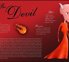 The Devil Character Sheet by Dyln