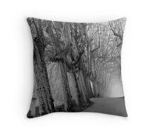 December - Lucca Throw Pillow