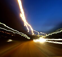 Travelling on speed by elswervio