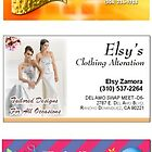 Elsy's Business Cards by jamontoya
