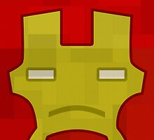 Superpillows - Avengers - Iron Man by GrimbyBECK