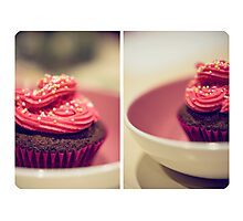 pink! Photographic Print