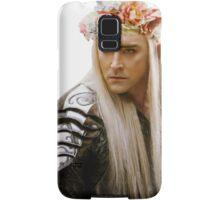Flower Crown Thranduil Samsung Galaxy Case/Skin