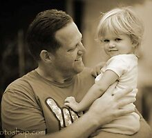 Father's Love by artsphotoshop