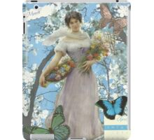 Don't Worry,Spring Will be Here Soon.. iPad Case/Skin