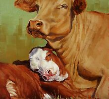 Motherly Love by Margaret Stockdale