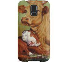 Motherly Love Samsung Galaxy Case/Skin