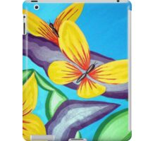 MOM ~ ME AND BUTTERFLIES TOO iPad Case/Skin