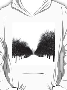 Trees in Winter T-Shirt