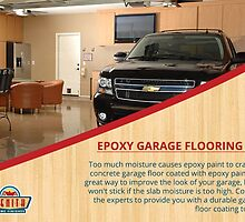 Epoxy Garage Flooring Tip by zenithgarage