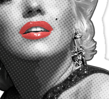 Forever Marilyn Monroe Sticker
