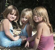 Three Of A Kind by cheerishables
