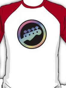 Bass  4 Keys Colorful T-Shirt