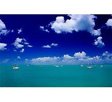 Boatie's Paradise Photographic Print
